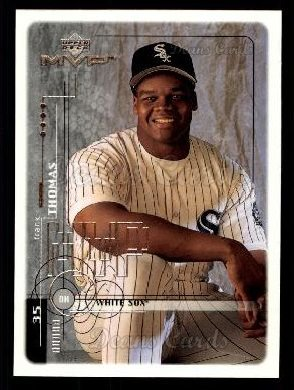 1999 Upper Deck MVP #45  Frank Thomas