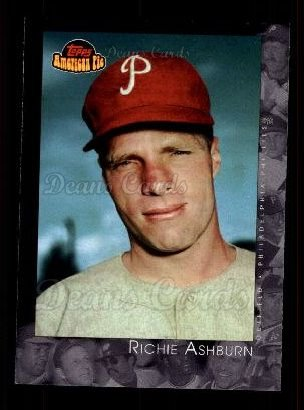 2001 Topps American Pie #105  Richie Ashburn