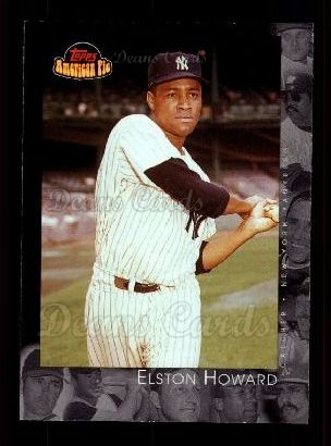 2001 Topps American Pie #28  Elston Howard