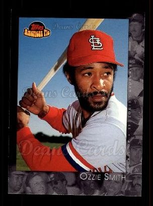2001 Topps American Pie #65  Ozzie Smith