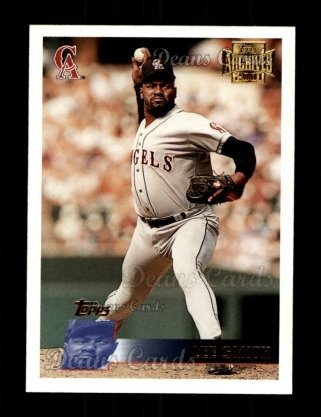2001 Topps Archives #194   -  Lee Smith 96 Topps