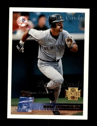 2001 Topps Archives #197   -  Don Mattingly 96 Topps