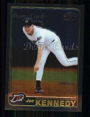 2001 Topps Traded Chrome #253 T Joe Kennedy