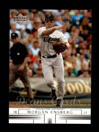 2002 Upper Deck #635  Morgan Ensberg
