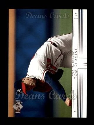 2002 Upper Deck #637  Tom Glavine