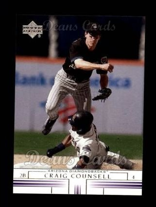 2002 Upper Deck #661  Craig Counsell