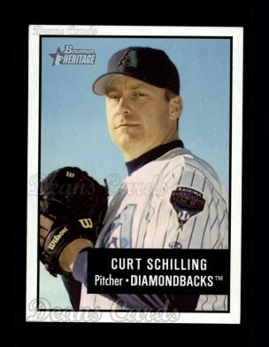 2003 Bowman Heritage #140  Curt Schilling