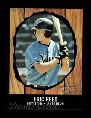 2003 Bowman Heritage #243  Eric Reed