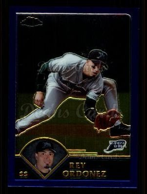 2003 Topps Chrome Traded #44 T Rey Ordonez