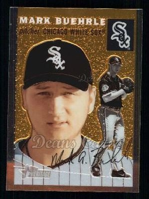 2003 Topps Heritage Chrome #18  Mark Buehrle