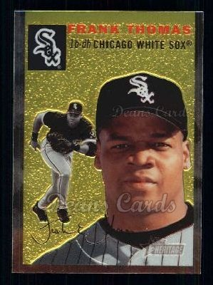 2003 Topps Heritage Chrome #50  Frank Thomas