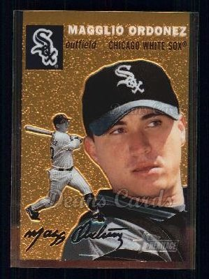 2003 Topps Heritage Chrome #77  Magglio Ordonez