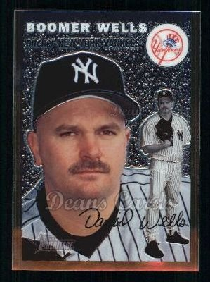 2003 Topps Heritage Chrome #79  David Wells