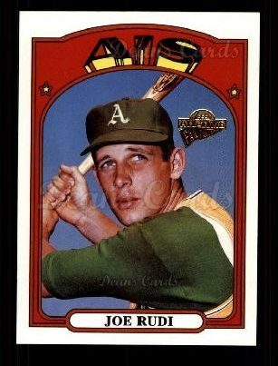 2003 Topps All-Time Fan Favorite #117  Joe Rudi