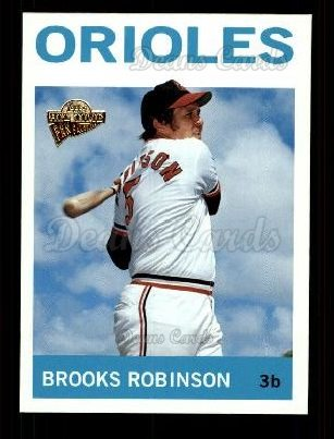 2003 Topps All-Time Fan Favorite #148  Brooks Robinson
