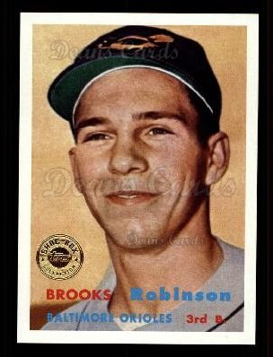 2003 Topps Shoebox #22  Brooks Robinson