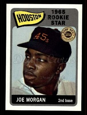 2003 Topps Shoebox #33  Joe Morgan