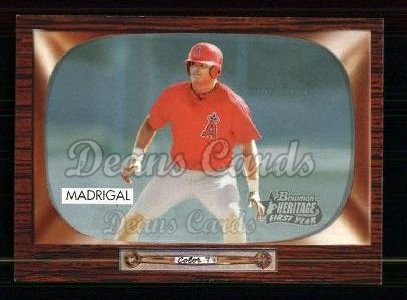 2004 Bowman Heritage #275   -  Tom Mastny First Year