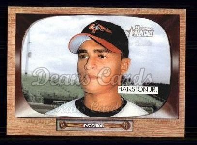 2004 Bowman Heritage #4  Jerry Hairston Jr.