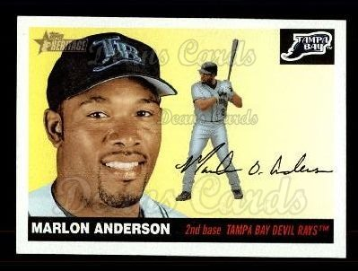 2004 Topps Heritage #359  Marlon Anderson