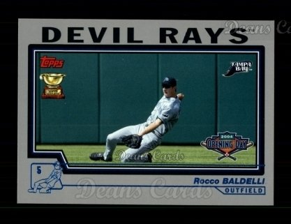 2004 Topps Opening Day #94  Rocco Baldelli