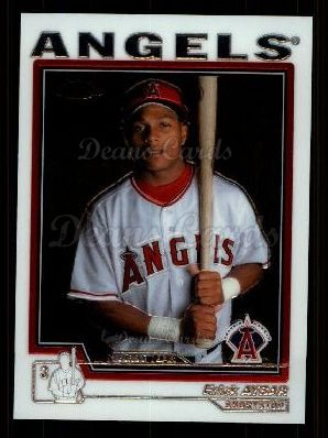 2004 Topps Chrome Traded #171 T  -  Erick Aybar First Year