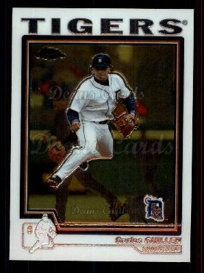 2004 Topps Chrome Traded #7 T Carlos Guillen