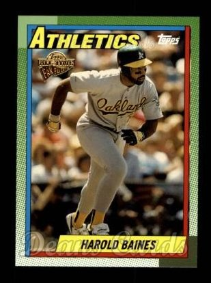 2004 Topps All-Time Fan Favorites #114  Harold Baines