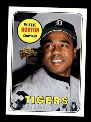 2004 Topps All-Time Fan Favorites #142  Willie Horton
