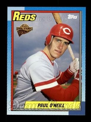 2004 Topps All-Time Fan Favorites #26  Paul O'Neill