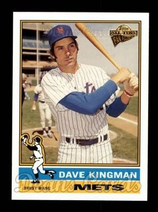 2004 Topps All-Time Fan Favorites #37  Dave Kingman