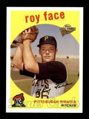 2004 Topps All-Time Fan Favorites #56  Roy Face