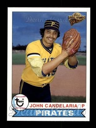 2004 Topps All-Time Fan Favorites #6  John Candelaria