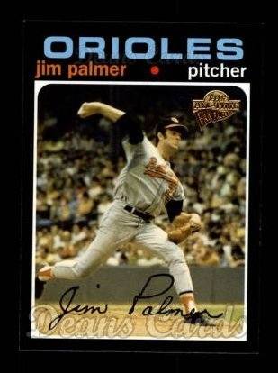 2004 Topps All-Time Fan Favorites #70  Jim Palmer
