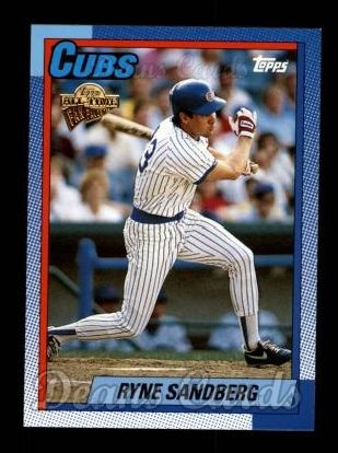 2004 Topps All-Time Fan Favorites #72  Ryne Sandberg