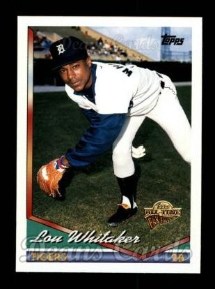 2004 Topps All-Time Fan Favorites #83  Lou Whitaker