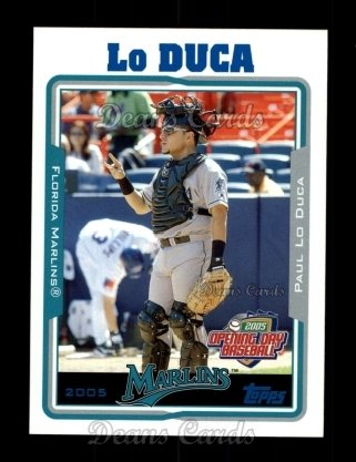 2005 Topps Opening Day #104  Paul Lo Duca