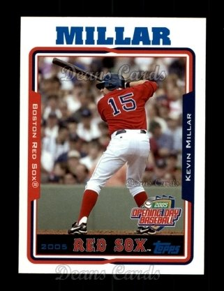 2005 Topps Opening Day #131  Kevin Millar
