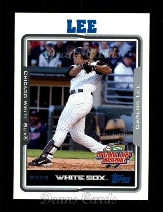 2005 Topps Opening Day #18  Carlos Lee