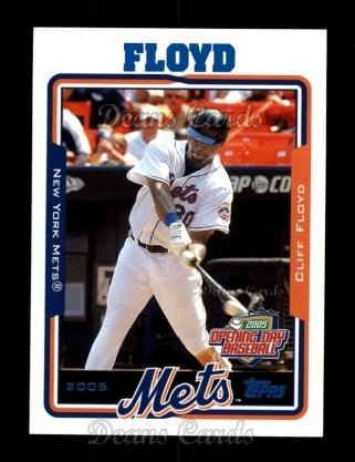 2005 Topps Opening Day #35  Cliff Floyd