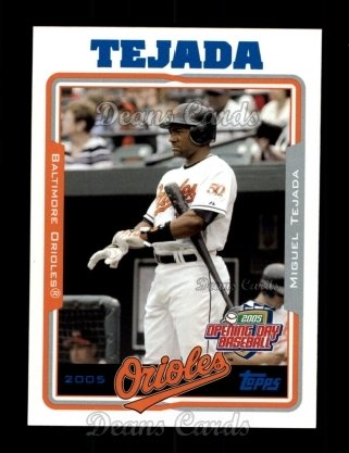 2005 Topps Opening Day #51  Miguel Tejada