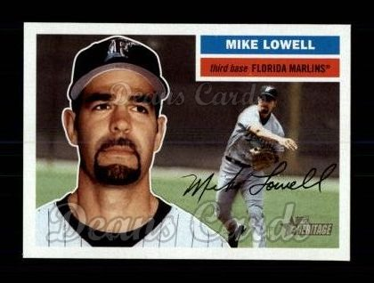 2005 Topps Heritage #103  Mike Lowell