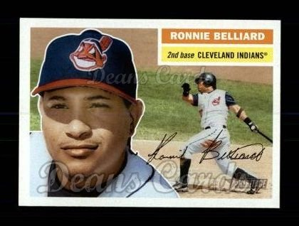 2005 Topps Heritage #127  Ronnie Belliard