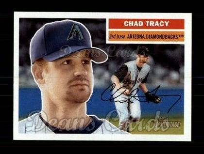 2005 Topps Heritage #13  Chad Tracy