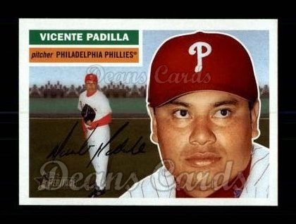 2005 Topps Heritage #147  Vicente Padilla