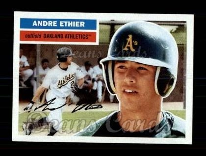 2005 Topps Heritage #16  Andre Ethier