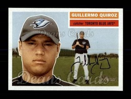 2005 Topps Heritage #189  Guillermo Quiroz