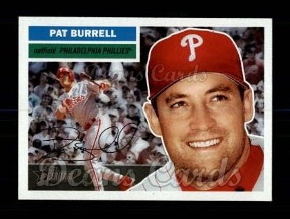 2005 Topps Heritage #222  Pat Burrell