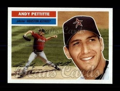 2005 Topps Heritage #282  Andy Pettitte