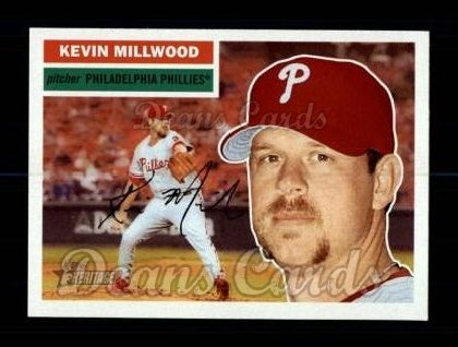 2005 Topps Heritage #352  Kevin Millwood
